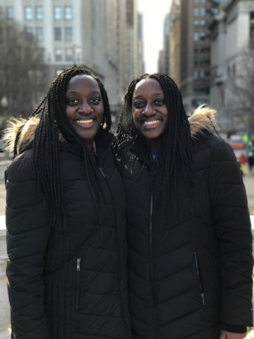 Jasmine and Phrieda Chicago