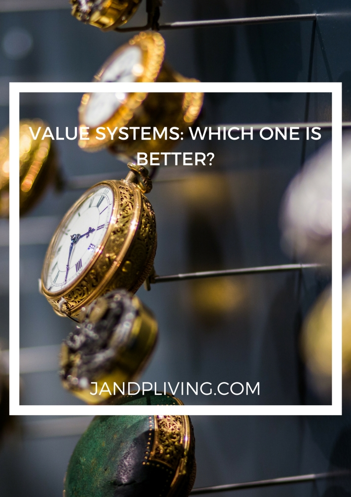 VALUE SYSTEMS- WHICH ONE IS BETTER sc