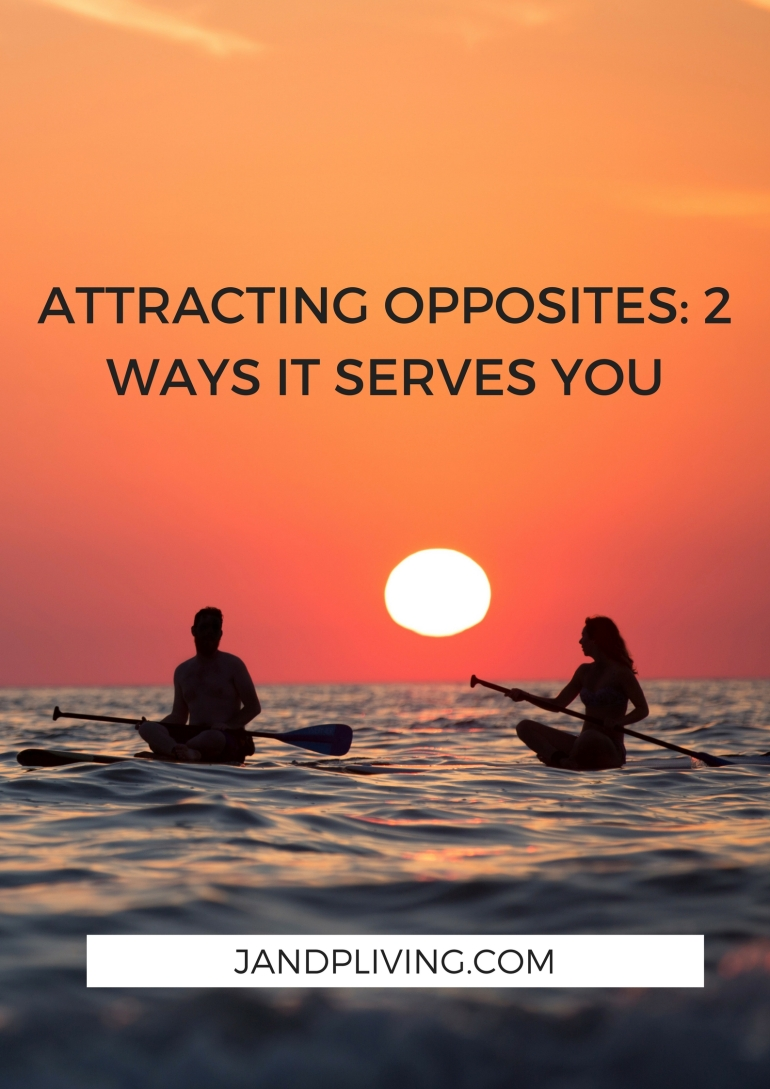 Attracting Opposites- 2 Ways It Serves You SC