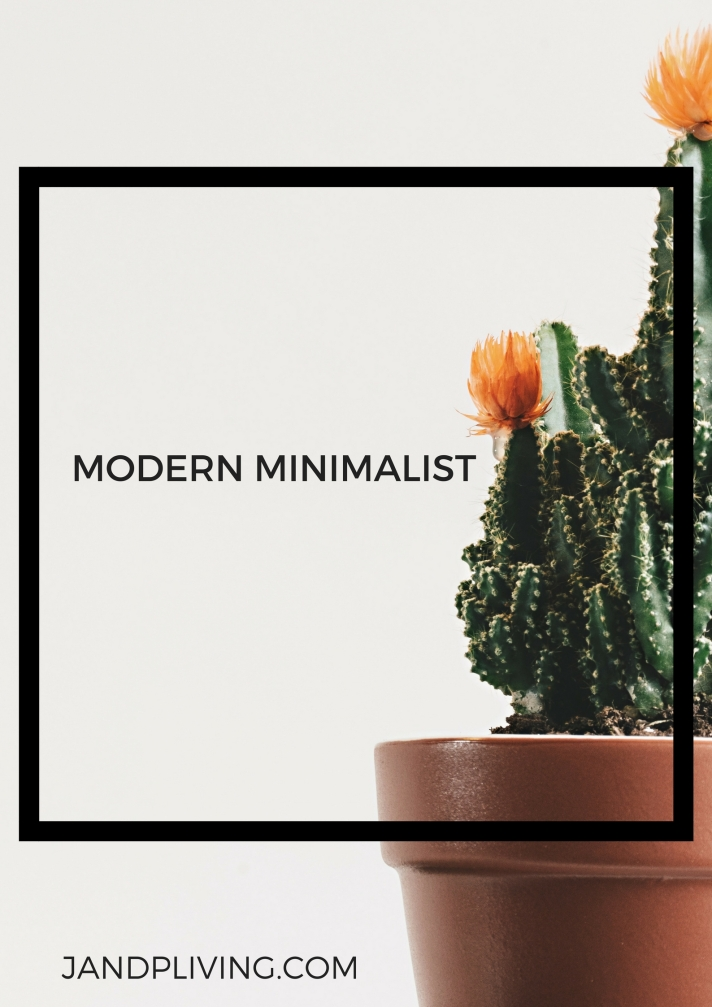 MODERN MINIMALIST SC