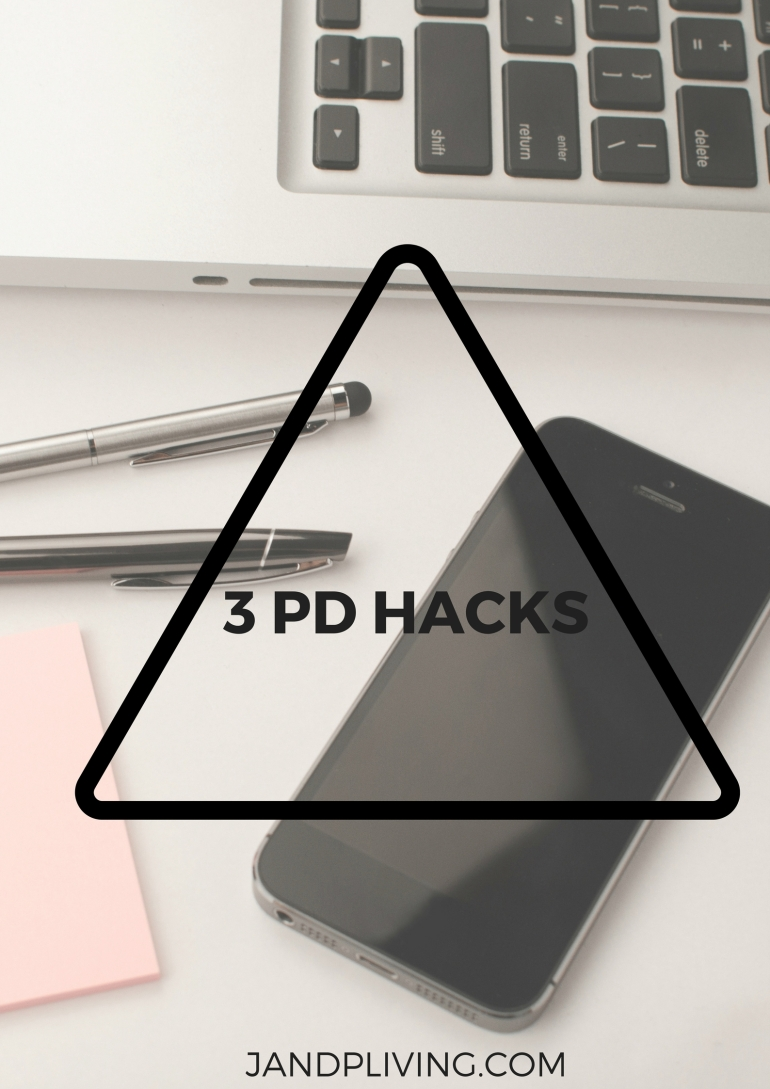 3 PD HACKS SC