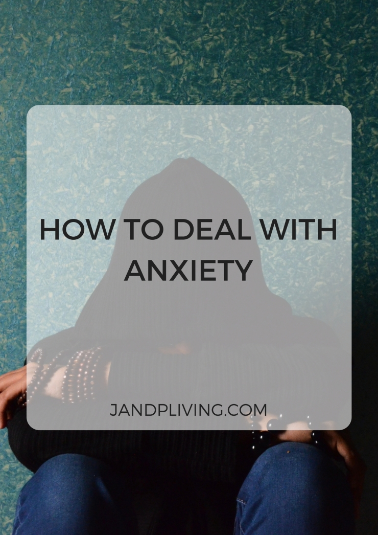 HOW TO DEAL WITH ANXIETY SC