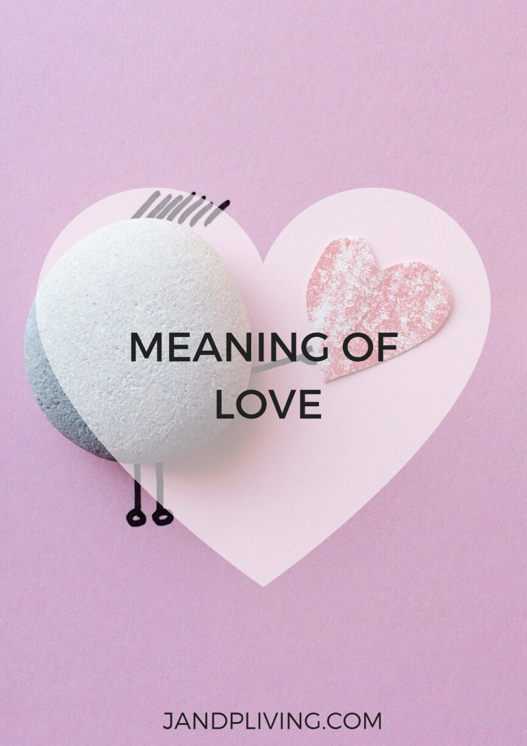 MEANING OF LOVE UPDATED SC