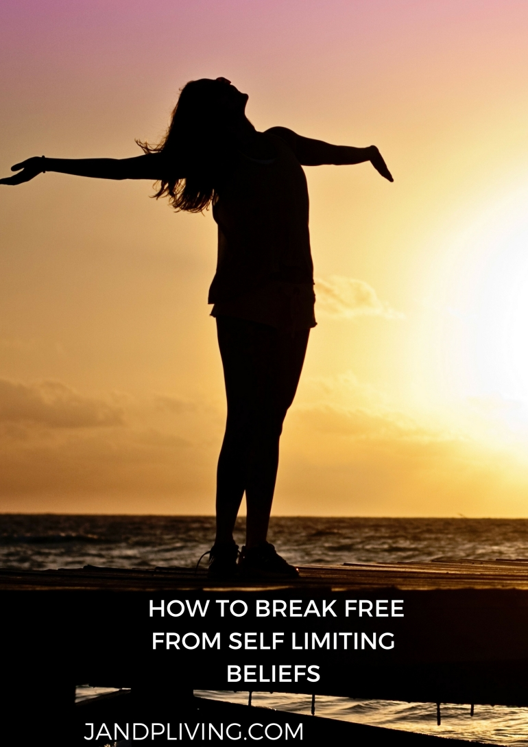 HOW TO BREAK FREE FROM SELF LIMITING BELIEFS (1)