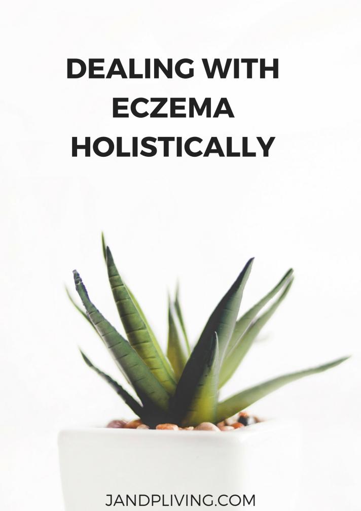 DEALING WITH ECZEMA HOLISTICALLY SC