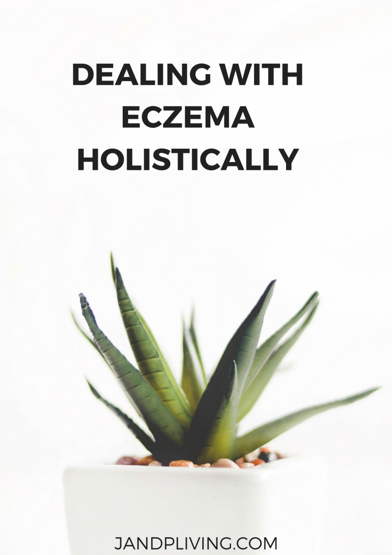 DEALING WITH ECZEMA HOLISTICALLY SC