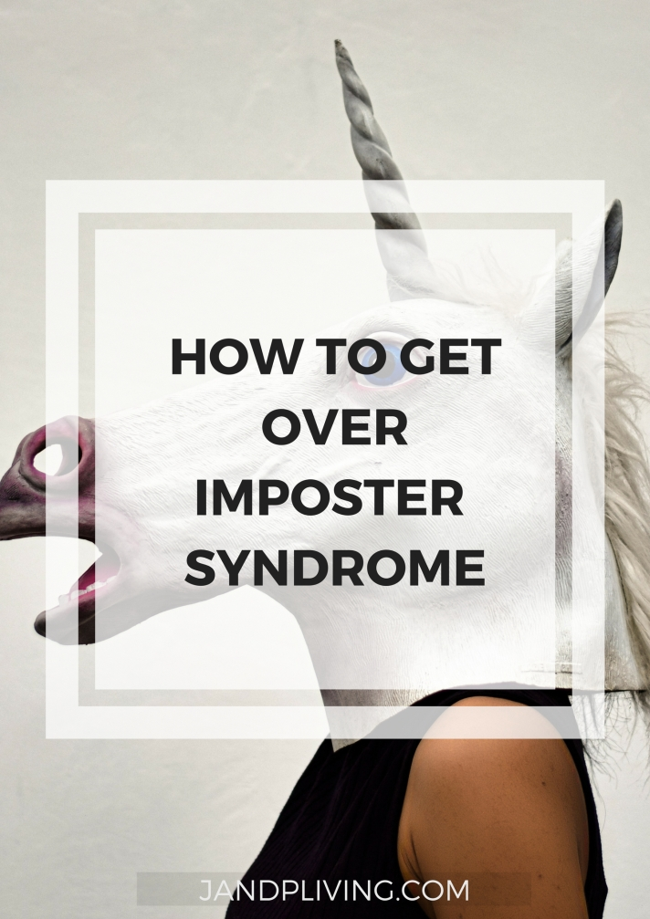 HOW TO GET OVER IMPOSTER SYNDROME SC
