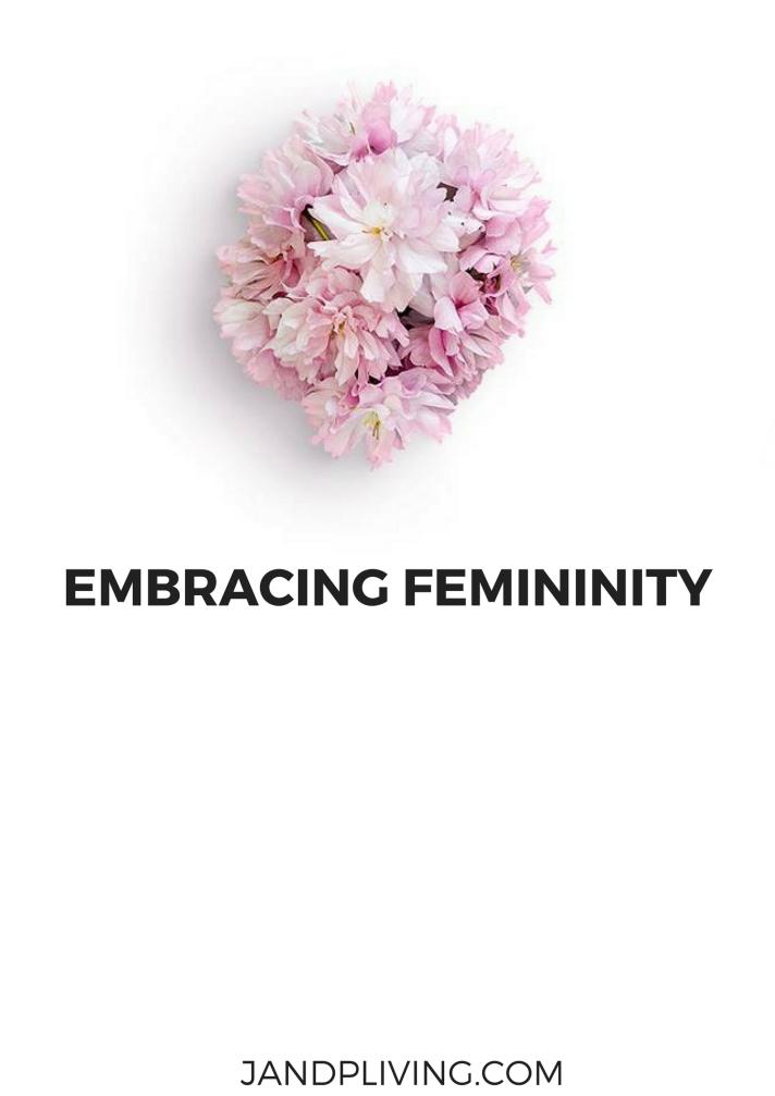 EMBRACING FEMININITY SC